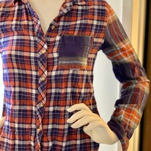 BDG Urban Outfitters Flannel XS